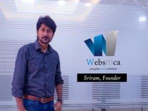 Founder - Websitica