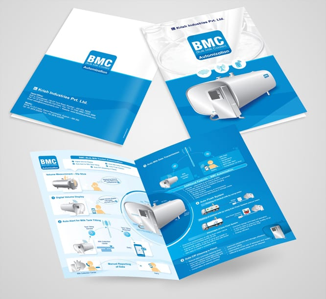 Brochure design websitica for Brochure product design