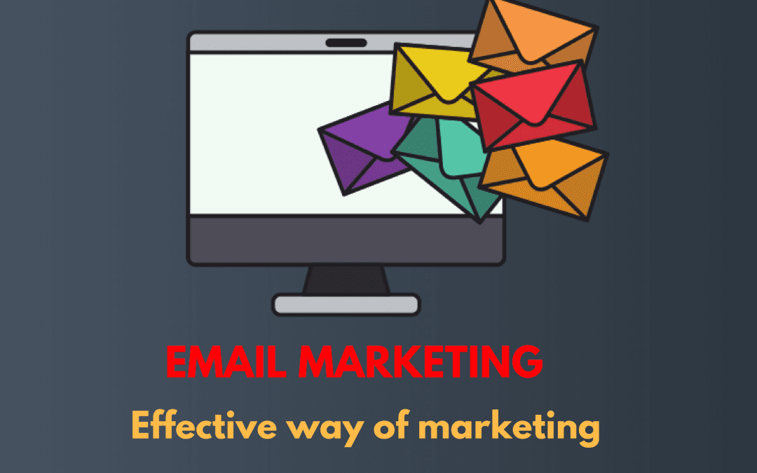 """Email marketing helps in improvising business status, Want to know how?"""