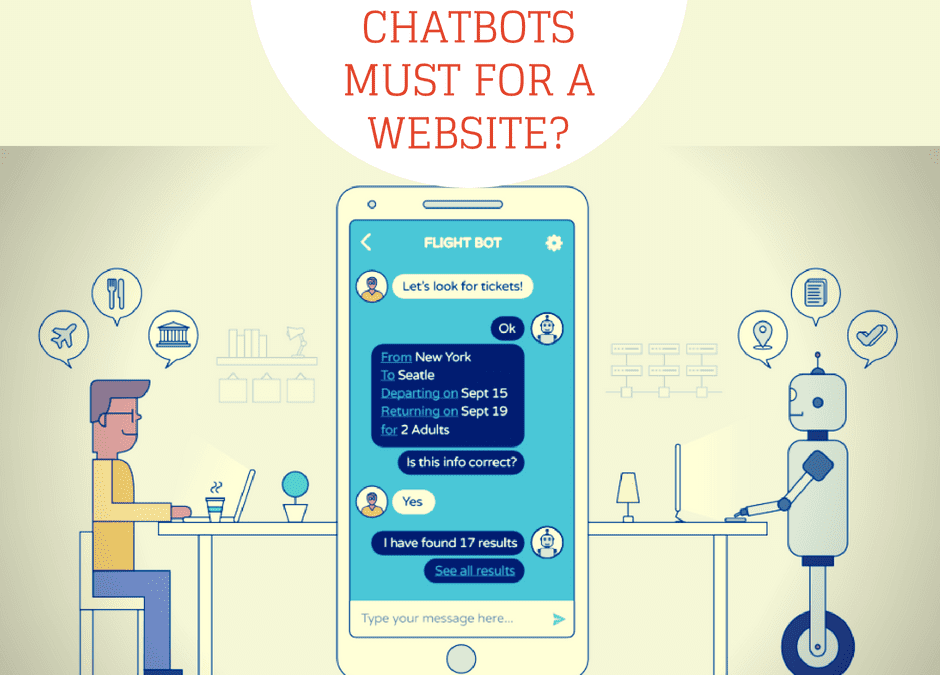 AI Chatbot is the latest trend of communication with clients