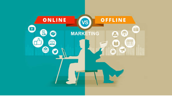 All you need to know about online and offline branding!!