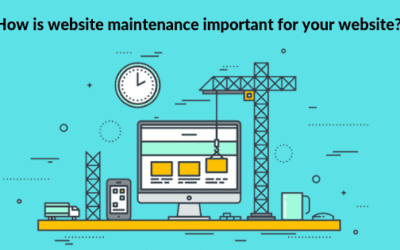 How is website maintenance important for your website?