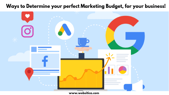 Ways to determine your prefect marketing budget for your business.