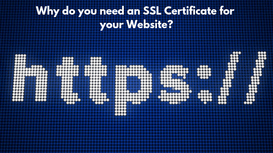How SSL Certificate is important for your Business Website?