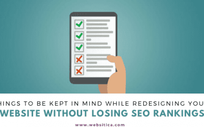 Redesigning your website without losing SEO Rankings