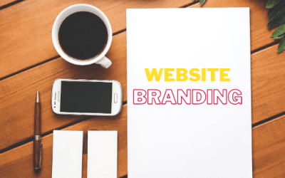 5 Ways to Improve Your Website Branding.