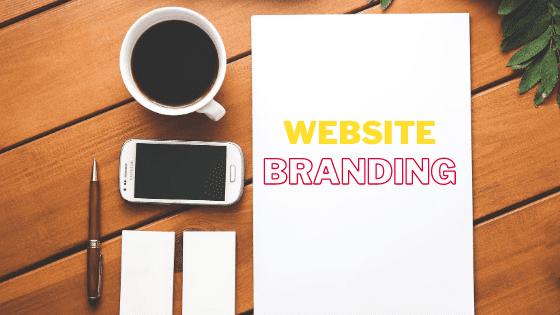 5 Ways to Improve Your Website Branding.