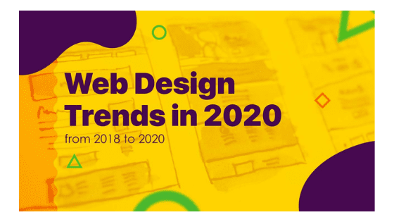 6 Website design trends, you need to know!!