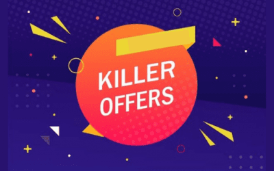 Killer offer for your Web service business!